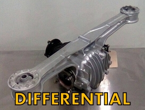 Differential Parts for Miata MX5