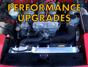 Miata MX5 Cooling System Upgrades