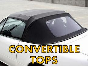 Convertible Tops and Accessories for the 1990-2015 Miata MX5