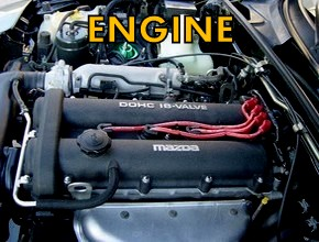 Engine Maintenance for Miata MX5