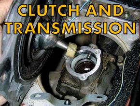 Transmission Maintenance and Parts for Miata MX5