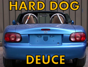 Deuce Roll Bars for Miata MX5