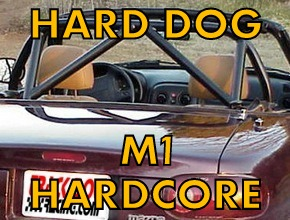 M1 Hard Core Roll Bars for Miata MX5