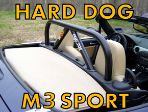 M3 Sport Roll Bars for Miata MX5
