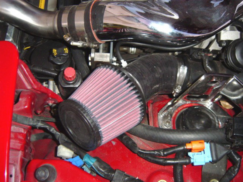 Supercharger Air Cleaner : Tdr air filter kit for the miata with m