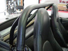 Hard Dog Roll Bar Padding with Leather Cover
