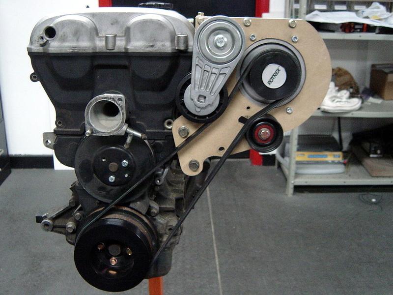 6-Rib TDR Rotrex setup for Miata