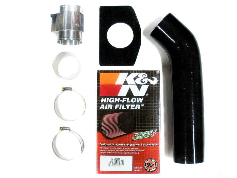 TDR quot Super Cool quot High Flow Intake for 06 15 MX5