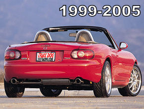 Exhaust Mufflers for 1999-2005 Miata MX5