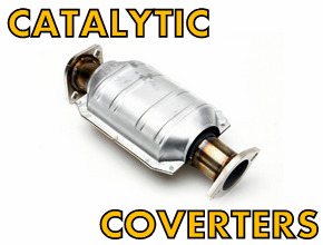 Catalytic Convertors for 1990-2005 Miata MX5