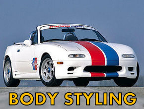 Body Styling for the 1990-2005 Miata MX5