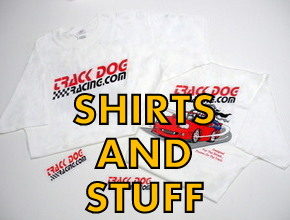 Track Dog Racing Miata Shirts and Hats