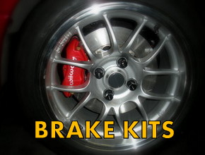 Brake Kits for the Mazda Miata MX5
