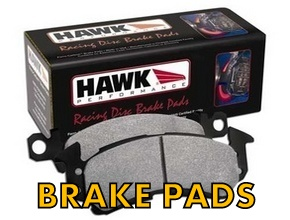 Miata MX5 Hawk Brake Pads