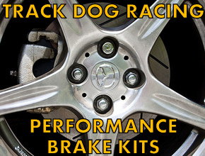 Track Dog Racing Performance Brake Kit for Miata MX5