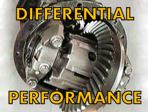 Differential Performance Parts for Miata MX5