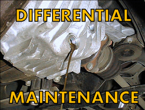 Differential Maintenance for Miata MX5