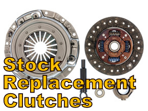 Stock Replacement Clutches