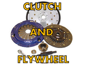 Clutch and Flywheel for Miata MX5