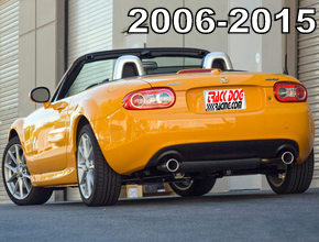 Exhaust Mid-pipes for 2006-2015 Miata MX5