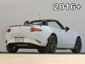 Exhaust Mufflers for 2016 + Miata MX5