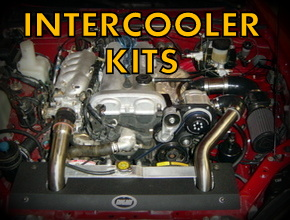 Air to Air Intercooler Kits for Miata MX5