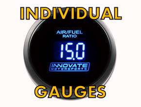 Individual Gauges for Miata MX5