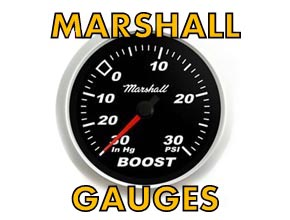 Individual Marshall Gauges for Miata MX5