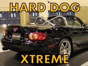 Xtreme Roll Bars for Miata MX5