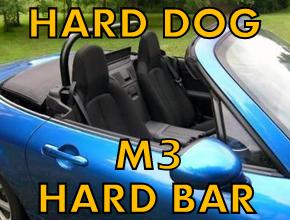 M3 Hard Bar Roll Bars for Miata MX5