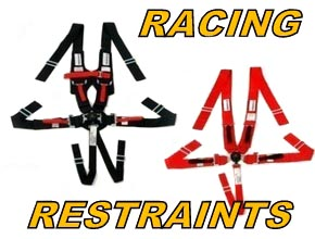 Racing Restraints and Harness