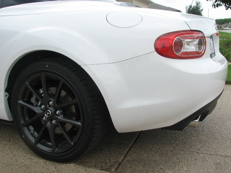 RoadsterSport Standard Tip for NC from side