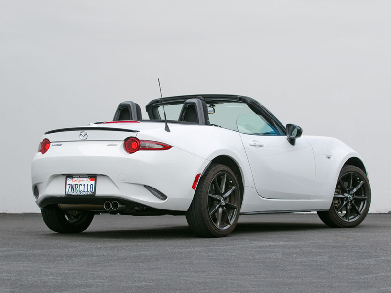 2016+ MX-5 Exhaust