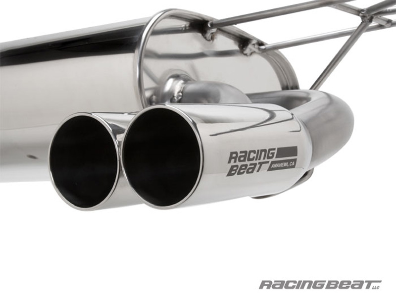 Racing Beat ND Muffler 2