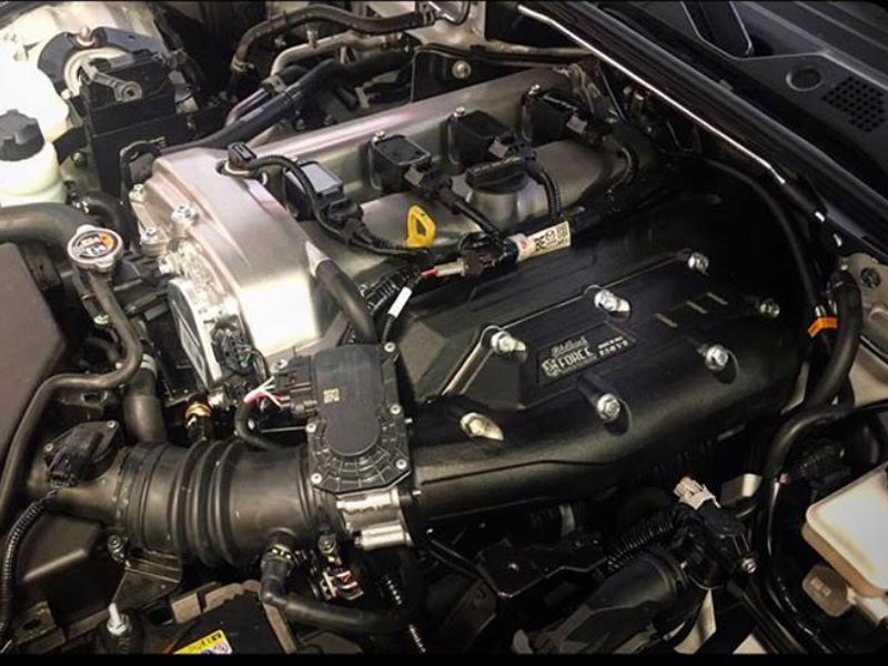 Edelbrock Supercharger for ND