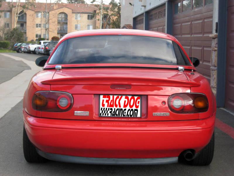 Mazda Miata For Sale >> R-Package Style Rear Valance for 90-97 Miata