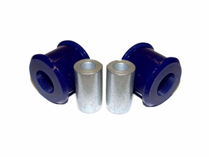 Pro Polyurethane Bushings: Rear upper control arm inner and