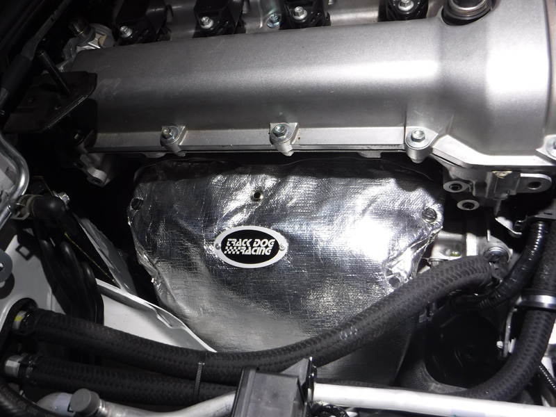 TDR Insulated Heat Shield for 90-15 MX5 Miata