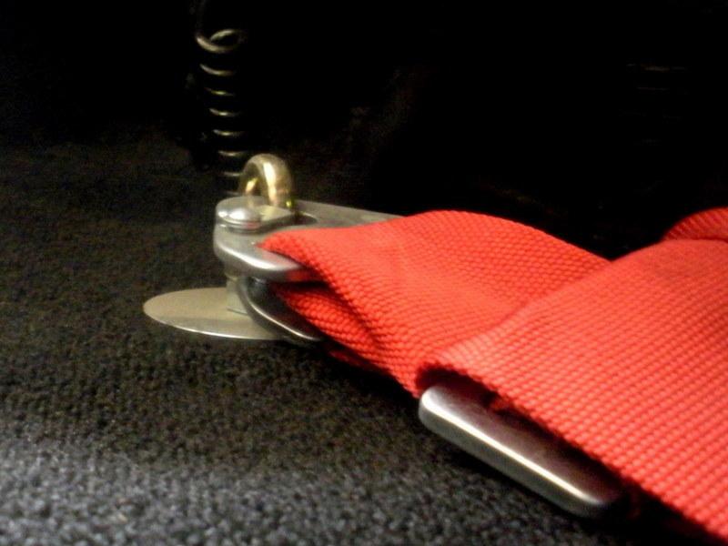 Ultra Shield Harness Floor Mount Kit