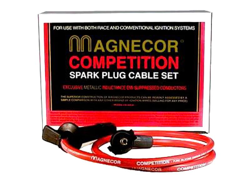 Magnecor Compeion Spark Plug Wires for 90-05 Miata on
