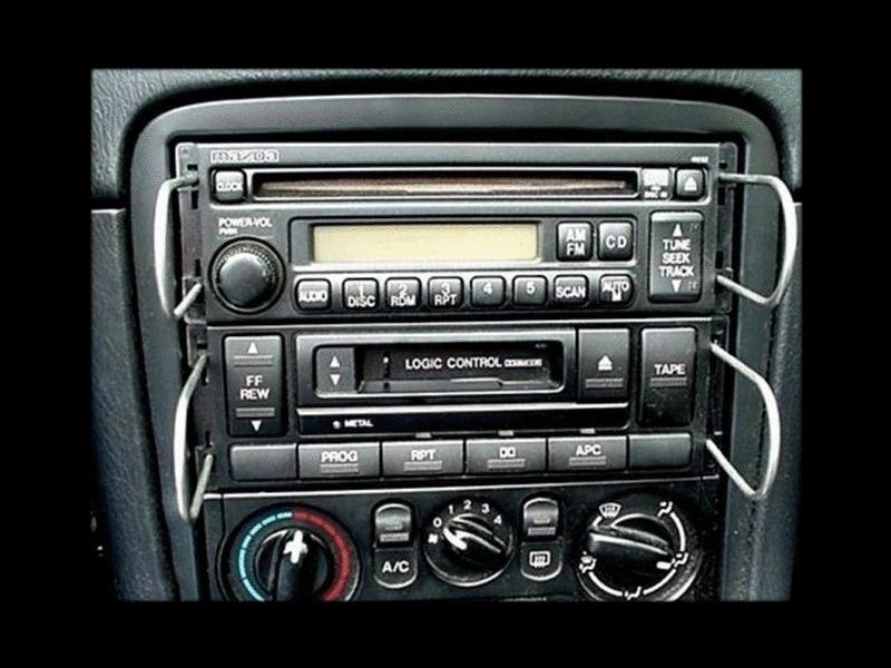 Mazda Mx5 For Sale >> TDR Radio Removal Tool for 96-05 Miata