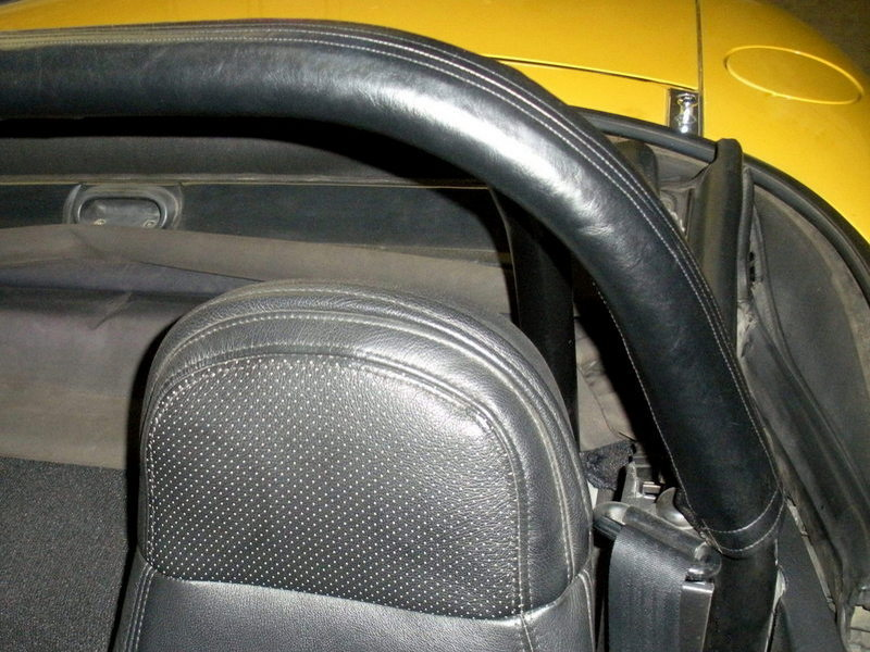 Hard Dog Roll Bar Padding