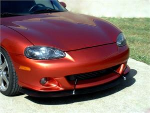 TDR RADICAL Air Splitter for 04-05 MAZDASPEED Miata